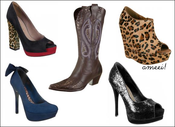 d07d315c4 Apesar dessa coleção não ter muita variedade, tem sapatos lindos de viver  como os que eu separei acima.